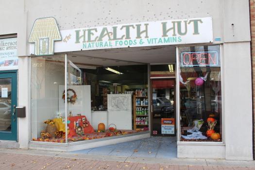 HealthHutStoreFront